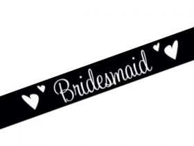 Bridal Party Sashes | Hens Party Sashes