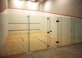 maple squash court