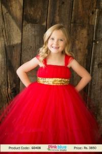 Baby Birthday Party Tutu Dress for Princess Girls