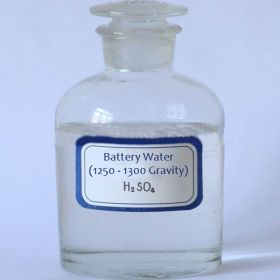 Battery Water (1250 - 1300 Gravity)