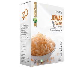 Gluten Free Jowar (Sorghum) Flakes (250 gm)