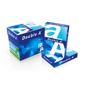 Double A Cheap Price A4 Copy Paper 80gsm Thailand