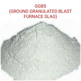GGBS (GROUND GRANULATED BLAST FURNACE SLAG)