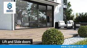 Upvc Lift and Sliding Door Manufacturers