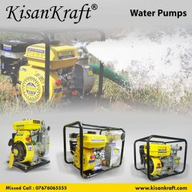 water pump supplier in India