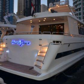 EMPROS YACHT  82 FT YACHT - Yacht Charter Dubai