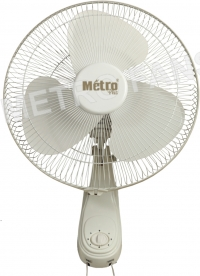 Metro plus orbit Wall fan