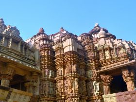 AESTHETIC TEMPLE TOUR OF MADHYA PRADESH 7 NIGHTS 8