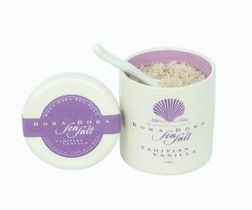 Tahitian Vanilla Sea Salt