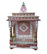 EXCLUSIVE TRADITIONAL DESIGN MEENAKARI HINDU HOME