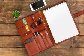Leather Folder Pro