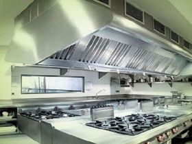 Kitchen Exhaust System Manufacturers