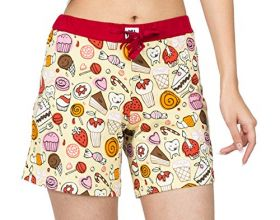 Nightwear for Women (shorts)
