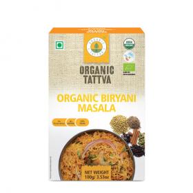 Organic Masala