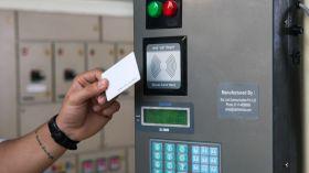 Biometric Attendance System- Industrial Model