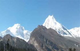 Manaslu Trekking | Footprint Adventure