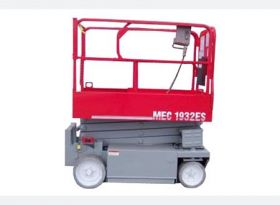 MEC 1932ES Scissor Lift Rental