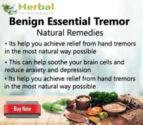 Natural Supplement for Benign Essential Tremor
