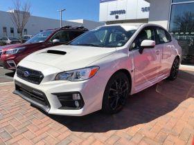 New 2021 Subaru WRX Limited