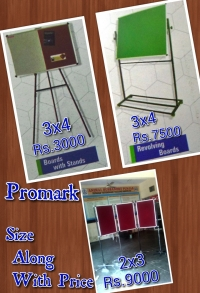 Revolving Stands