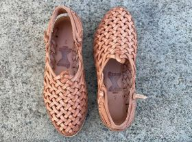 Mexican Huarache Sandals   Baja Edition