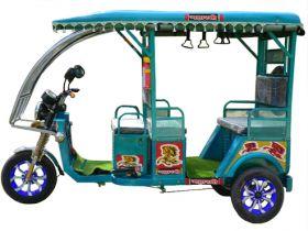 Maharathi Premium E Rickshaw
