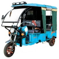 Electric Eco Rickshaw