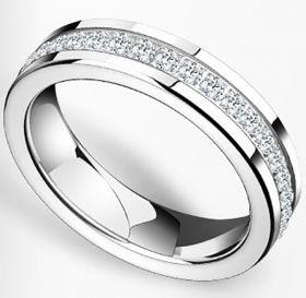 Full Star Diamond Rings