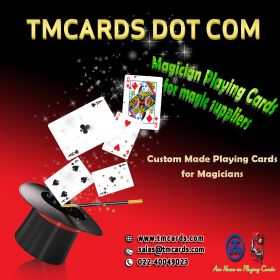 magic playing cards | magician playing cards