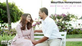 Mauritius Honeymoon Packages from India | Book ma