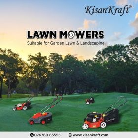 Lawn mower at best price in India