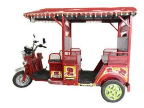 Battery Rickshaw Manufacturer