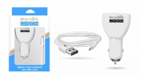 morelife London Car Charger For Iphone Smart Phone