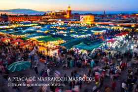 Morocco Imperial Cities and Sahara Desert Tours