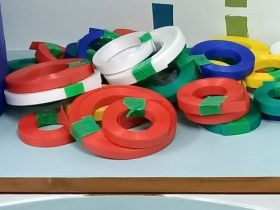 Fully Automatic PP Strapping Roll Manufacturer