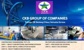 Precision CNC Machining & Heavy Fabrication