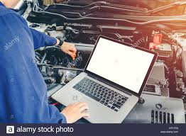 Auto laptop repair
