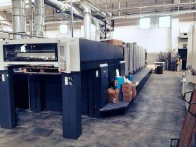 Used Heidelberg Printing Machine