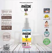 Radiaant Mozzie Go Herbal Mosquito Repellent Spray