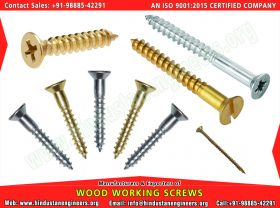 Wood working Screws