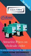 e-dose dosing pump