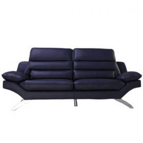 Spazio Vegan Leather Sofa