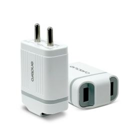 EA 04 Dual Port Travel Charger | 2.4A