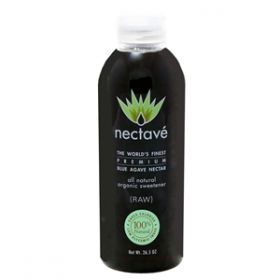 MEXICAN NECTAVE DARK RAW ORGANIC AGAVE NECTAR