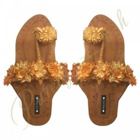 Fancy Kolhapuri Chappals For Ladies