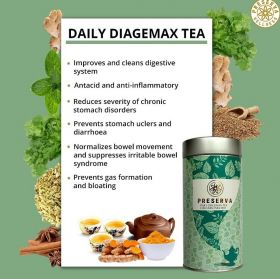 Curcumin Tea - Daily Diagemax Tea