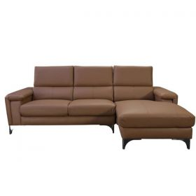Spector Vegan Leather Sofa