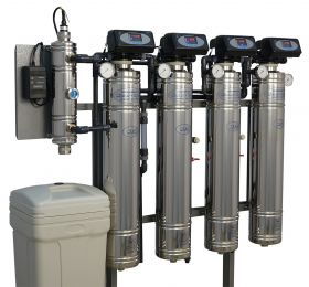 Water Purification System - 4F