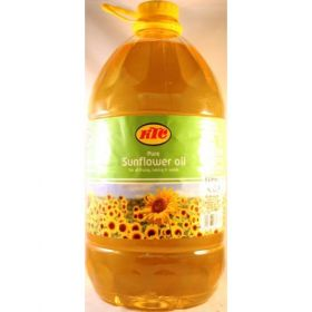 KTC Pure Sunflower Oil 5Ltr
