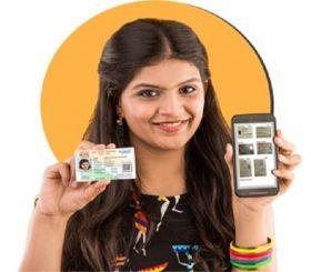 Smart KYC Card